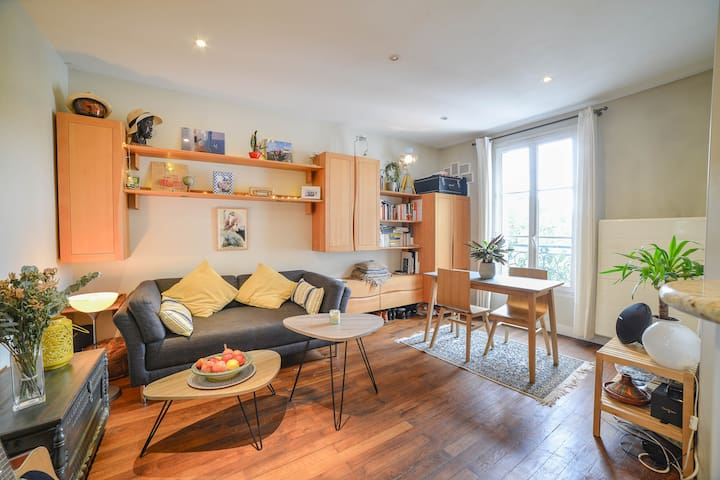 Superb apartment near the banks of the Seine