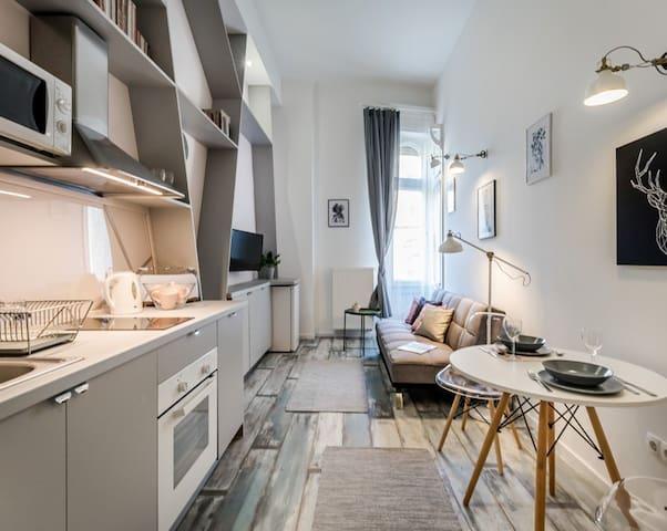 ѧѦѧ Fifty Shades of Grey ~ Studio Apartment ѧѦѧ