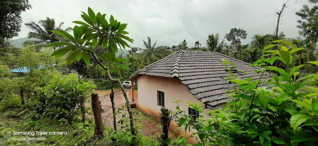 Kudremukh The Base Camp. Book the entire place