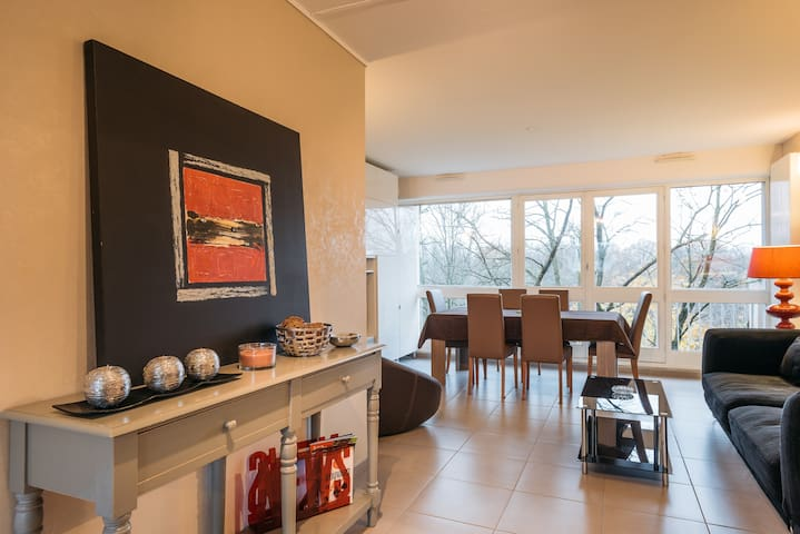 NICE, QUIET & BRIGHT FLAT CLOSE TO LYON - Sainte-Foy-lès-Lyon