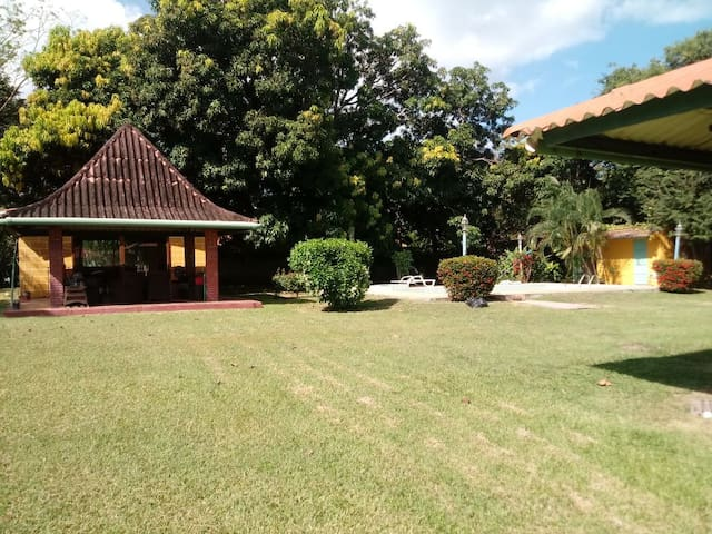 Great for large groups with pool, close to beach!