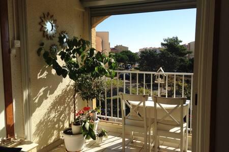 Appartement cosy proche de la plage - Agde