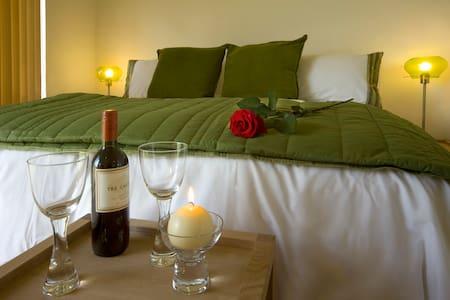 Super King Bedroom - Sleeps 2 adults