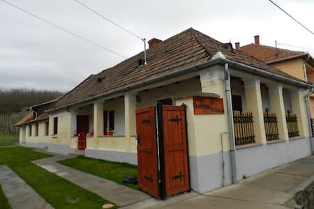 Gerendás vendégház és kerékpárkölcsönző - Cserépfalu