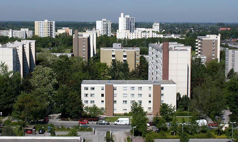 Wohnung für Oktoberfest 2016 - München - Apartment