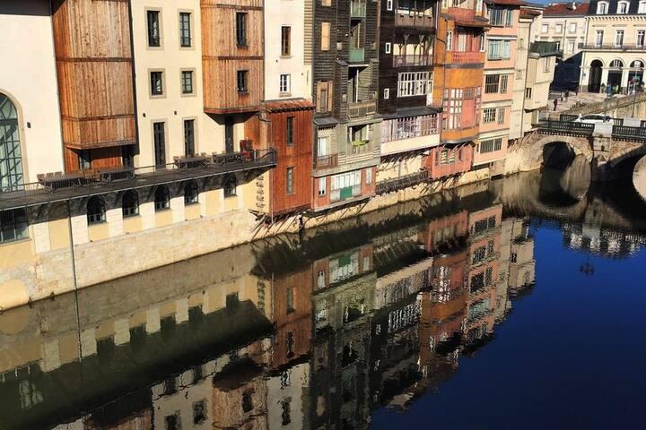 Appartement de charme centre ville de Castres