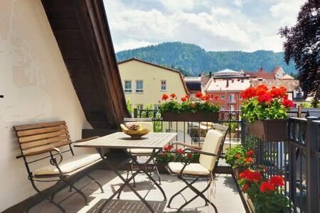 "Apartment ""Leda"" in garden villa"