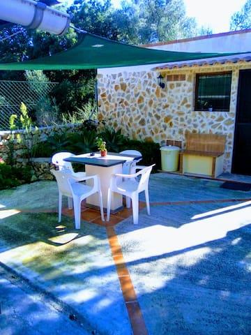 Casa Rural (totalmente equipada) - Llubí - Casa