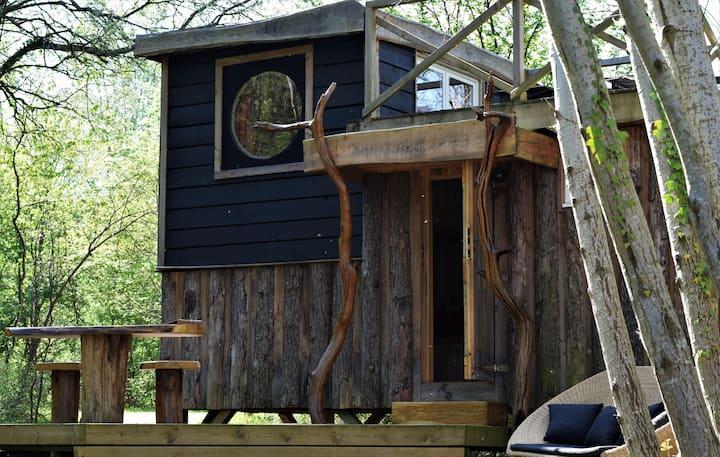 Cabane Amarante pour 2 personnes