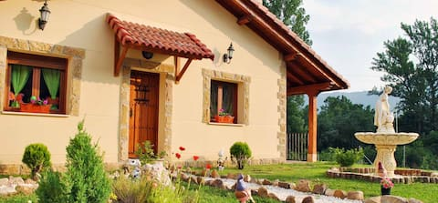 Casa Rural Refugio del Cueto***, Villamanín (León)