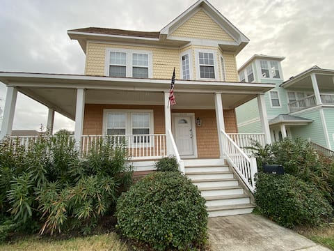 Attractive single family house for you