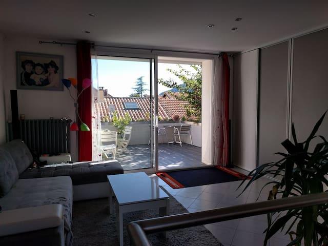 Chambre à Sisteron - Petit déjeuner inclus - Sisteron