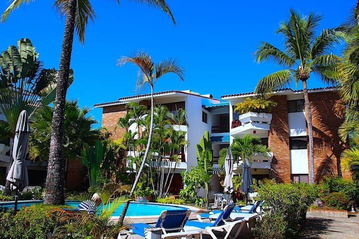 Apartment with AC in the center of Sosua.