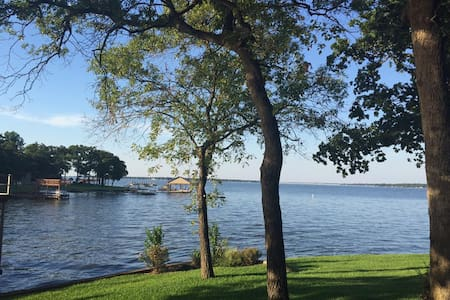 Lakeside Memories on Cedar Creek Lake - Haus