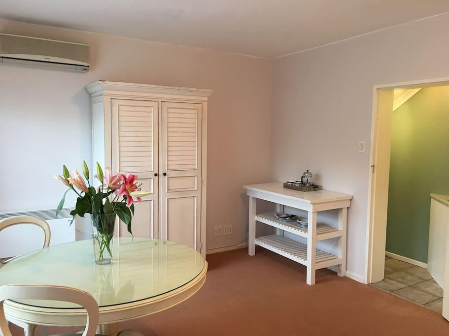 Beautiful private spacious suite