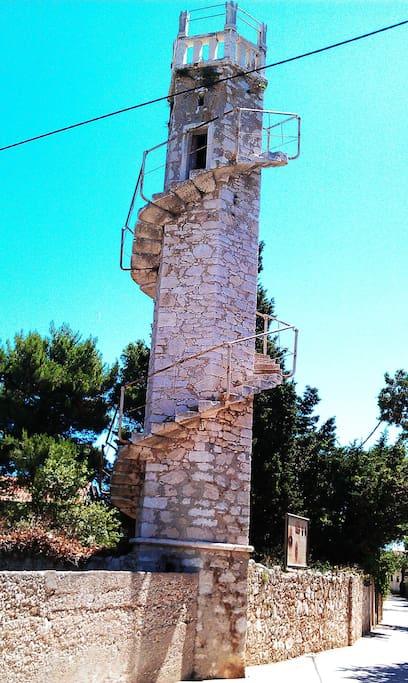 torretta in the village