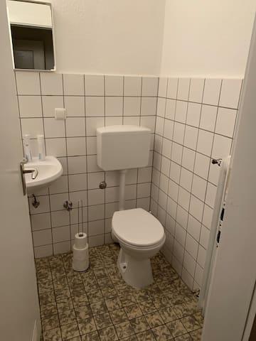 Privatzimmer nähe Uni und BWzK, Wifi, NETFLIX