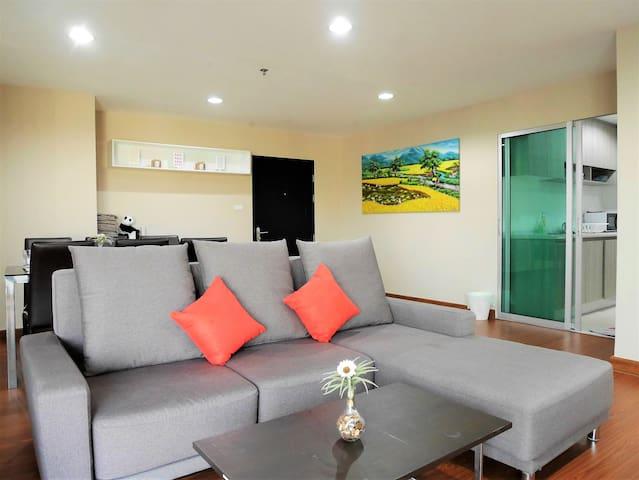 Living room & Living area