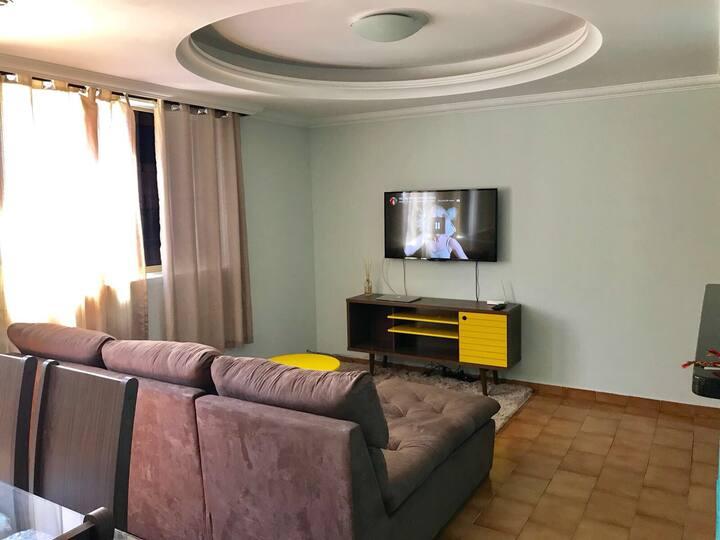 Lindo e confortável apartamento em Anápolis