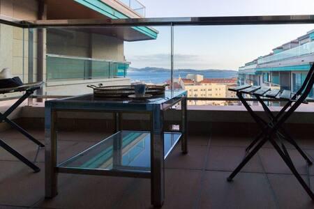 Piso cool con vistas al mar Silgar - Sanxenxo