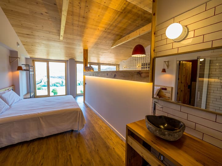 Cal Rossa, Eco-loft en plena naturaleza - Pirineos