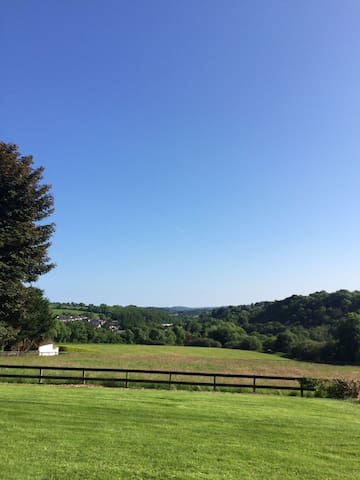 Cork,  stunning home with a view !