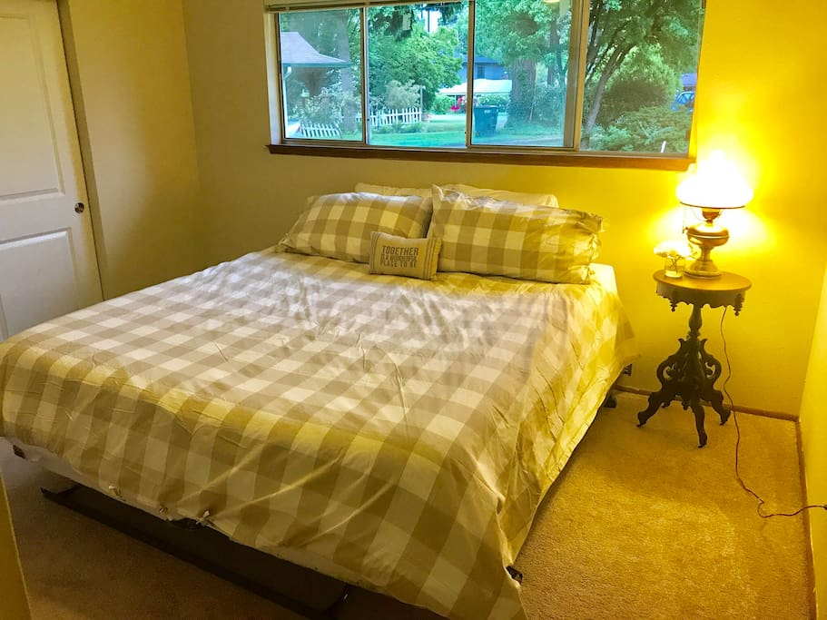 Bedroom 2 - California King master bedroom