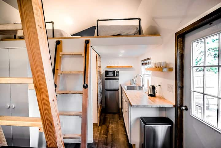 The Franklin Tiny House