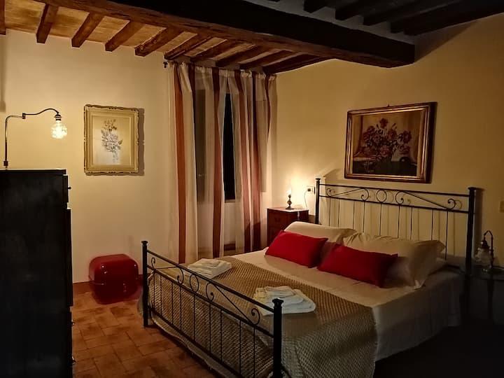 Casa Pabrù- Rubino. Una sosta romantica