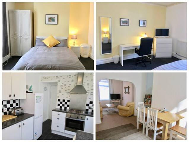 £120/week by BAE, Supermarket, Gym & Town Centre