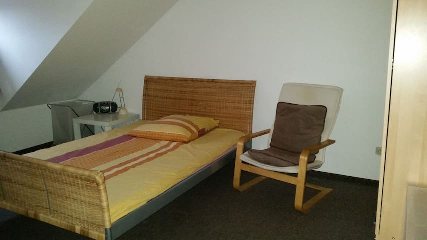 Bedroom near Central Station and Congress Centre