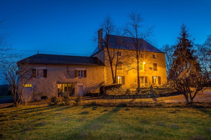 L'Epinay, een oase van rust