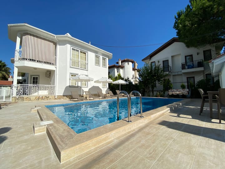 Villa Acar in Dalyan (Private Pool, Garden)
