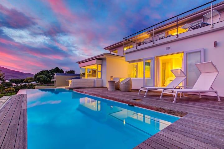Amanzi Island Lodge - Kingfisher Pool suite