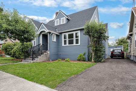 New 1800sq ft 3BR home near Seattle - Renton