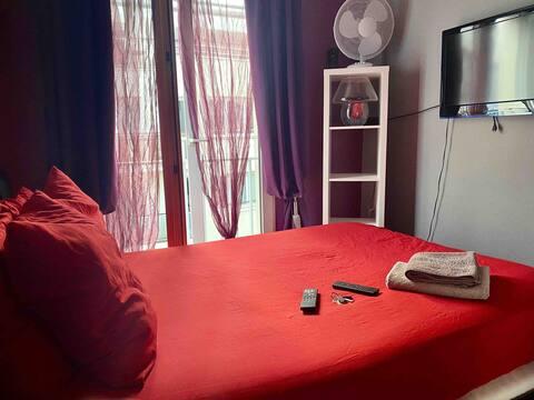 Loue chambre dans appartement partagé