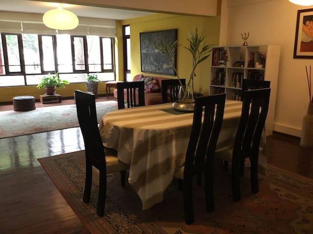Linda y cómoda habitación Residencial San Felipe