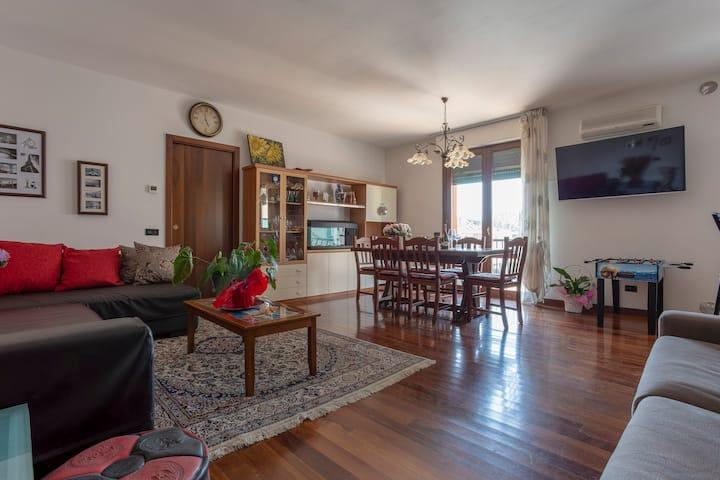 Appartamento comodo al centro Padova