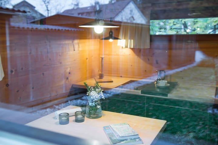 Gästehaus berge - Quartier Gartenzwerg - Aschau im Chiemgau - Apartment