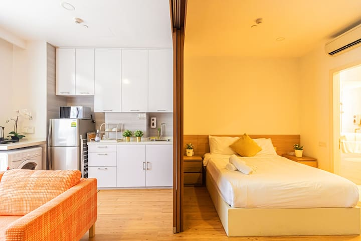 Deluxe 1 Bedroom serviced apartment near orchard