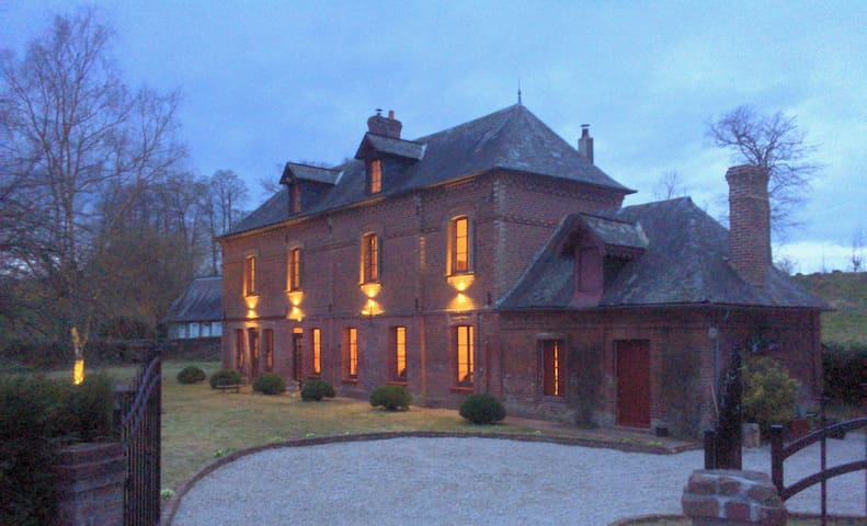 Stunning 5 bedroom French Manor house, Normandy