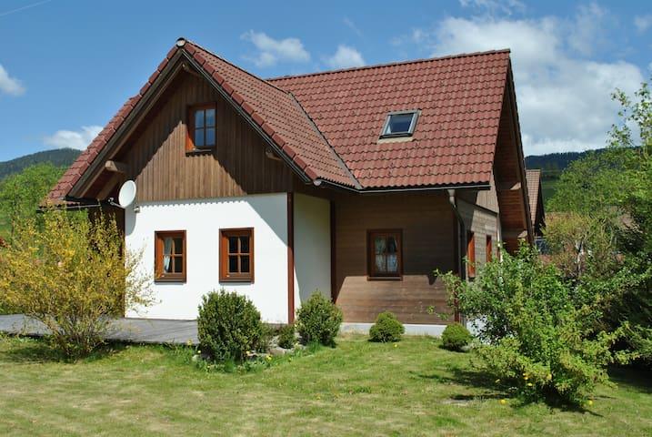 Ferienhaus in St. Lambrecht - Sankt Lambrecht