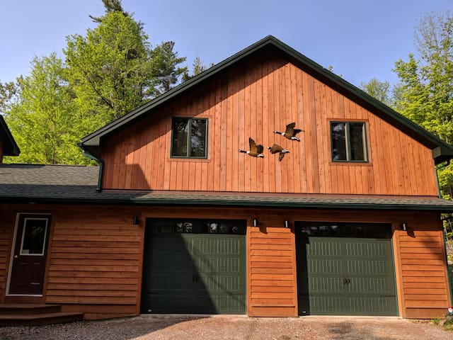 Adirondack Loft in the Champlain Valley