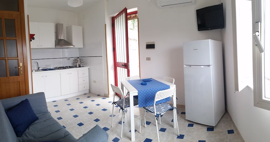 Appartamento Castellabate - Castellabate - Departamento