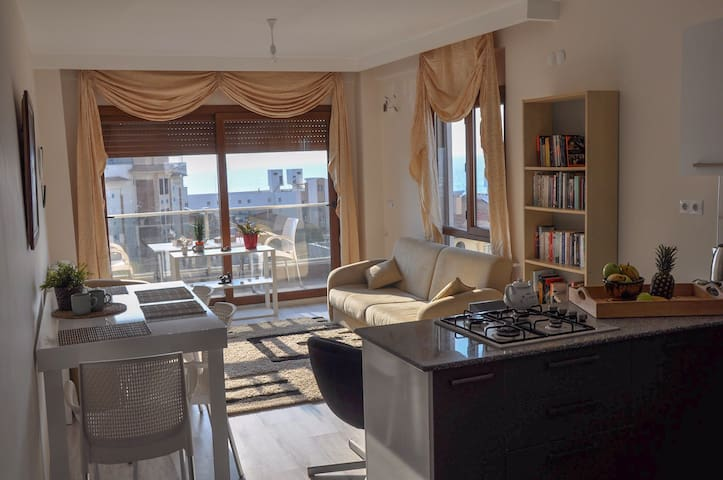 Comfy Duplex with a sea view - Loft Apartment