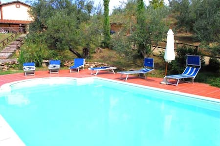 Relax in the Maremma