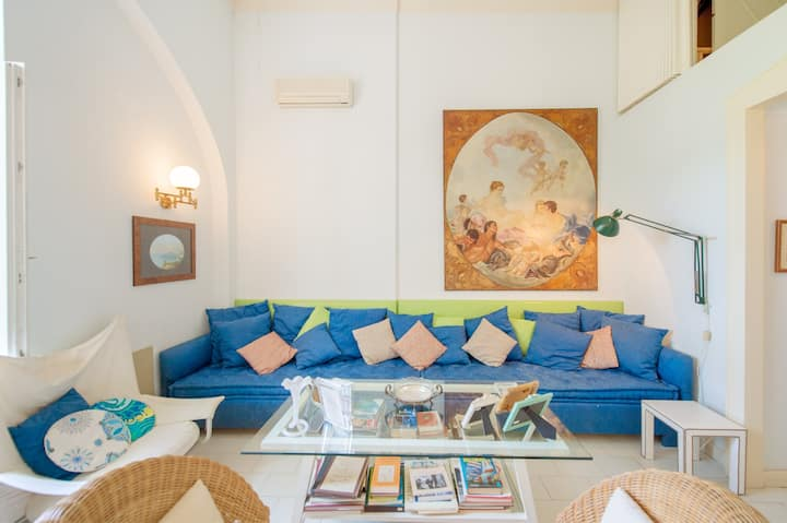 Capri Luxury Studio Apartment