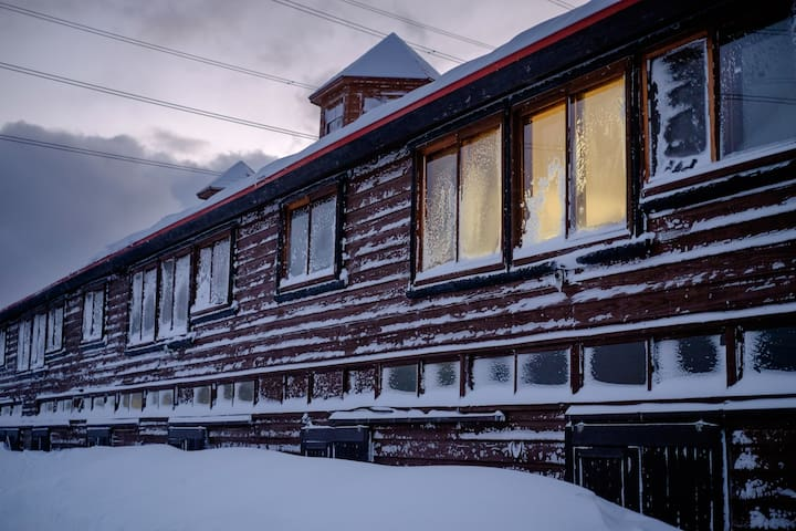 Barn Farmstay next to Kiroro Ski Resort