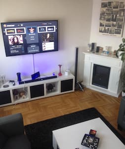 Modern, Well-lit Apartment in Zagreb - Zagreb - Appartement