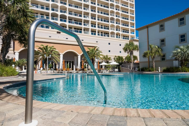 BC 202 B Cabana at Beach Club 1B Gulf/Indoor Pool